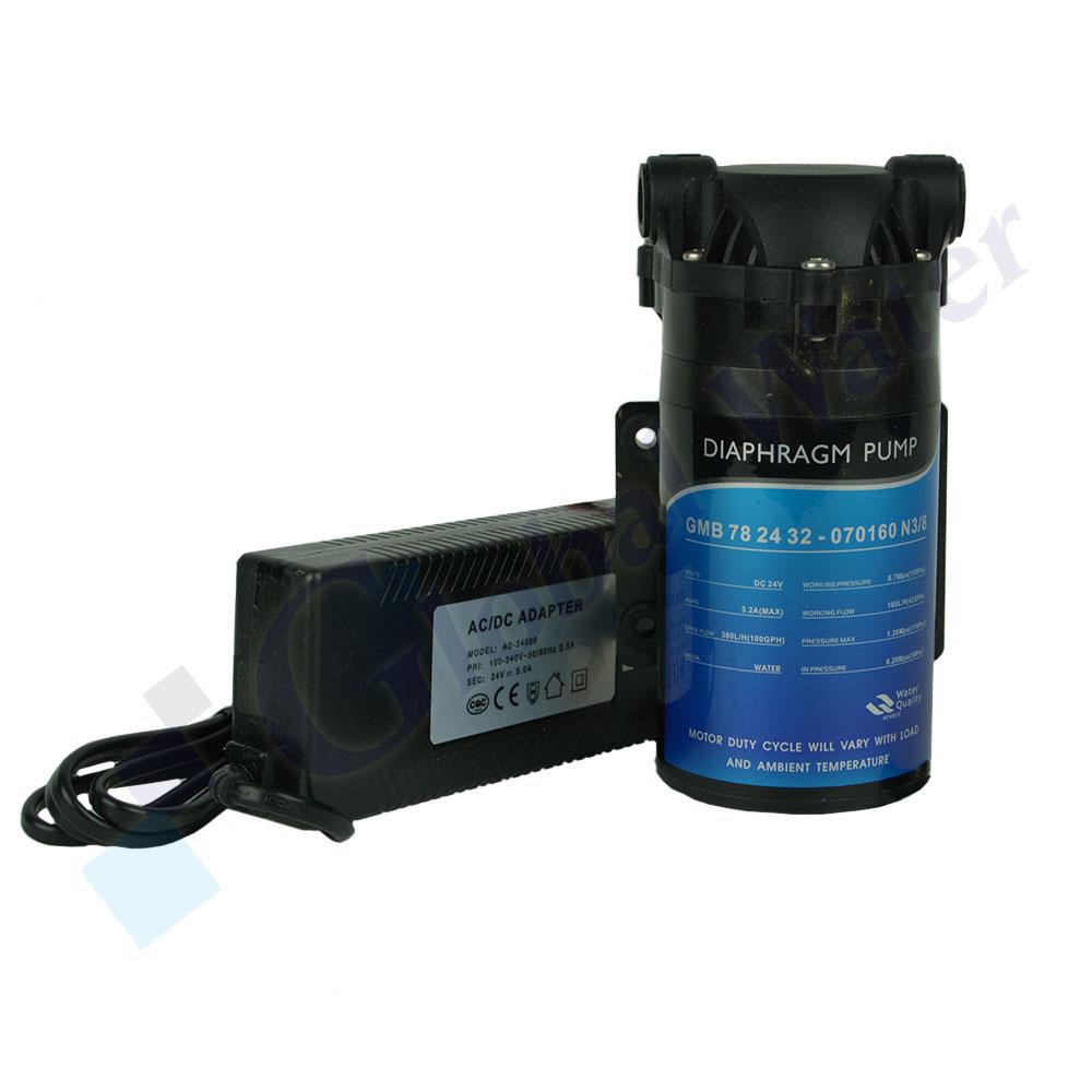 Pompa podnoszca cinienie 24v pompa podnoszca cinienie do membran 100 600 gpd ccuart Gallery
