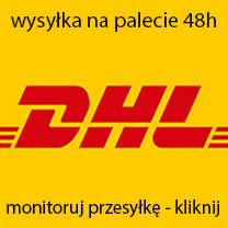 Monitoruj paletę - DHL