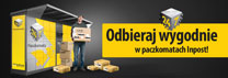 Paczkomaty na sklep.osmoza.pl