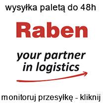 Sprawdź paletę - Raben